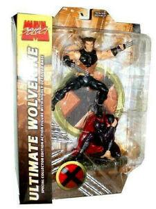 Wolverine Vs Aimant Figurines PVC 16cm Marvel Select