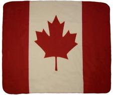 Canada Canadian Flag 50x60 Polar Fleece Blanket Throw