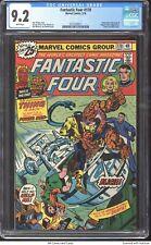 Fantastic Four #170 1976 CGC 9.2 - Power Man (Luke Cage) & Puppet Master app
