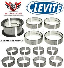 Chevy Sbc 305 327 350 Clevite A Series Rod And Main Bearings Set 1968-2002