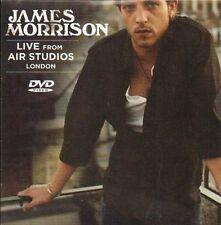 James Morrison Live From Air Studios London DVD