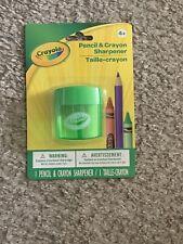 Crayola Pencil & Crayon Sharpner