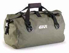 GIVI EA115KG WATERPROOF luggage DRY BAG 40 L cylindrical HOLDALL seat TAIL BAG
