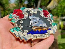 "Navy Chief 4"" SJ 1775-1893 CPO Challenge Coin"