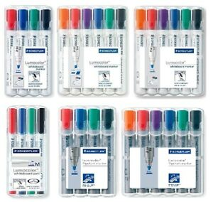 STAEDTLER Whiteboard Markers,Flipchart markers - FAST & FREE DELIVERY.