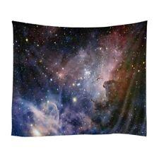 Nebula Tapestry Galaxy Stars Bedroom Living Room Wall Hanging 150*130cm X3M E4F7