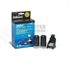 InkTec Kit di ricarica HPI-4060D nero per HP300 HP901 XL BK 2x20ml Inchiostro