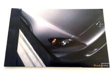 2005 Honda S2000 30-page Original Car Sales Brochure Catalog