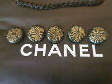 Lot de boutons Chanel
