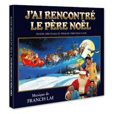"CD NEUF BO J'ai rencontré le Père Noël /Francis Lai"" Karen Cheryl"
