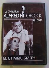 DVD M. ET MME SMITH - Carole LOMBARD / Robert MONTGOMERY - A HITCHCOCK