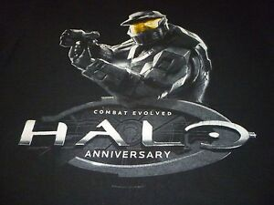Halo Shirt ( Used Size XL ) Very Good Condition!!!