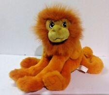 "Fisher Price Orangutan monkey plush 2006 stuffed animal 10"""