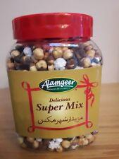 SUPER MIX con makhana (Suger sfere) & Chana arrostito grammo 100% puro 250 G