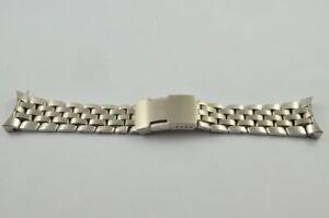 Oris Vintage Steel Bracelet 24MM Steel For Classic Men's Watch 078 22 85