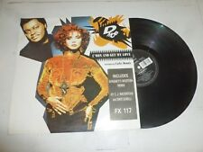 "D-MOB introducing CATHY DENNIS - C'mon And Get My Love  1989 UK 12"" vinyl single"