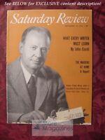 Saturday Review December 15 1956 ALPHEUS THOMAS MASON JOHN CIARDI
