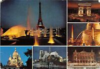 B31372 Paris multi vues france
