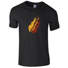 PrestonPlayz Black T-shirt For Kids Gaming Gamer Youtuber Fan Size M 7-9 SALE!!
