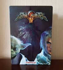 Soul Calibur IV Steelbook (Microsoft Xbox 360, 2008) - Good Condition*