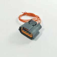 1x4way Sensor Connector Fit Nissan D21 TRUCK PATHFINDER MAF Mass Air Flow AFH55M