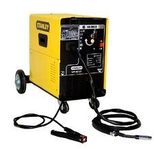 Poste à souder Mig VIPM195 STANLEY gaz et sans gaz REF 11181