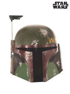 Star Wars Boba Fett Deluxe Helmet Rubies