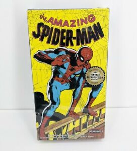 MIB Marvel Amazing Spider-Man 2003 Polar Lights. Vintage Reproduction from 1966