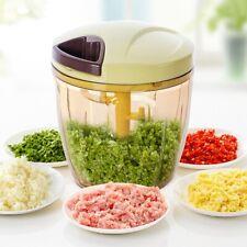 900ML Manual Meat Grinder Mincer Multifunction Food Processor for Meat Fru B1O8