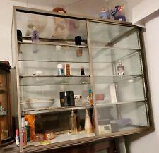 Glass Countertop Display Case Store Fixture Showcase