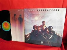 THE TEMPTATIONS 1990 LP ITALY 1973 EX+ First pressing