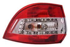 Back Rear Tail Lights With LED In Red-Clear For VW Golf Mk5 V Variant Estate