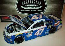 AJ Allmendinger 2017 Kroger Darlington Throwback #47 Chevy 1/24 NASCAR Diecast