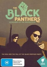 The Black Panthers - Vanguard Of The Revolution NEW R4 DVD