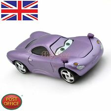 1O0% Original Mattel Disney Pixar Car 2 Holly Shiftwell Toy Car Child Gift Toy