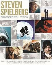 Steven Spielberg Director's Collection (Jaws /E.T. /Jurassic Park /Duel) Blu-ray