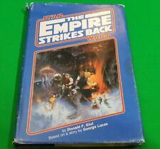 The Empire Strikes Back ***HARDBACK!*** Original Movie Novelisation Star Wars #2