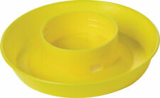 Little Giant 740yello Screw On Poultry Waterer Base Yellow