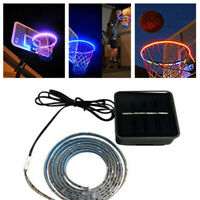 Hoop Light LED Lit Basketball Rim Attachment Help Shoot Hoop At Night Lamp 150CM