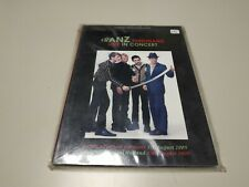 0220-FRANZ FERDINAND LIVE IN CONCERT  DVD NUEVO REPRECINTADO LIQUIDACIÓN