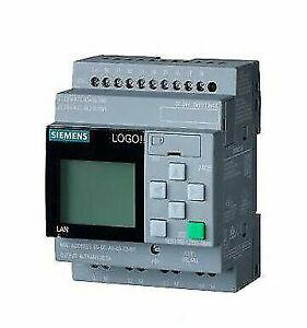 Siemens Logo 8 - 12/24RCE Logikmodul (6ED1052-1MD00-0BA8)