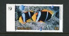 2010 Fishes of The Reef  MUH $3 Anemonefish - 1 Koala Reprint (Left)