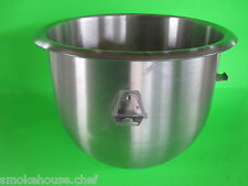 New Stainless Steel Heavy-duty bowl for the Hobart Mixer  c100 & c100t 10 Quart