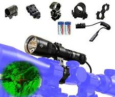 Nitecore CI6 Long Range Infrared IR Illuminator w/ Optional Rifle Mounts