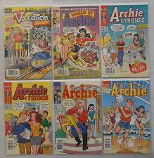 Archie Comics Lot of 6 1995-1997 VF/NM