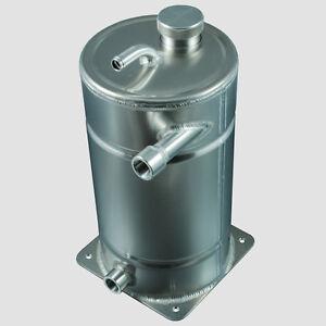 Dry sump tank square base screw cap Aluminium Alloy Race Rally Ralloy