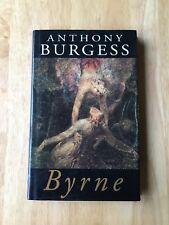 Byrne - Anthony Burgess - First Edition 1995 - Hardback Book - 1st