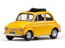 Nice 1/43 Fiat 500F Sedan Vitesse 1965 Yellow