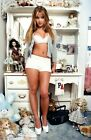 Sexy Britney Spears Hot Cleavage Sexy Legs 4x6 photograph SO FREAKING HOT!