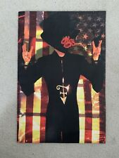 PRINCE PROGRAMME The Gold Experience UK TOUR 1995
